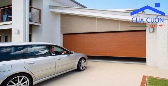 Lắp đặt cửa cuốn phù hợp cho gara ô tô