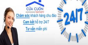 Dịch vụ sửa cửa cuốn Tân Việt
